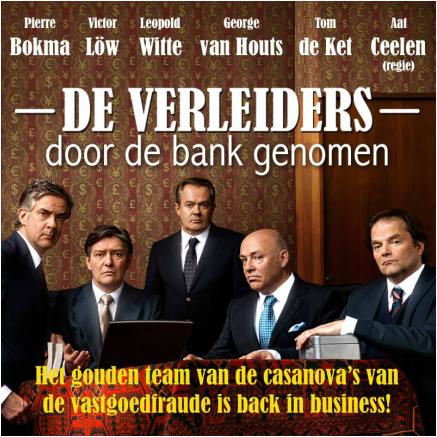 De Verleiders - Door de bank genomen